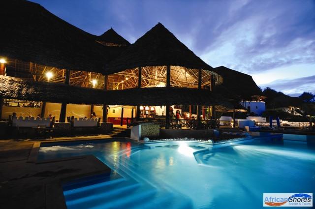 Mapenzi2Sandies Mapenzi Beach Club - pool